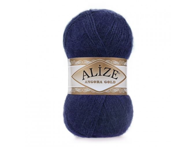 Alize Angora Gold, 10% Mohair, 10% Wool, 80% Acrylic 5 Skein Value Pack, 500g фото 16