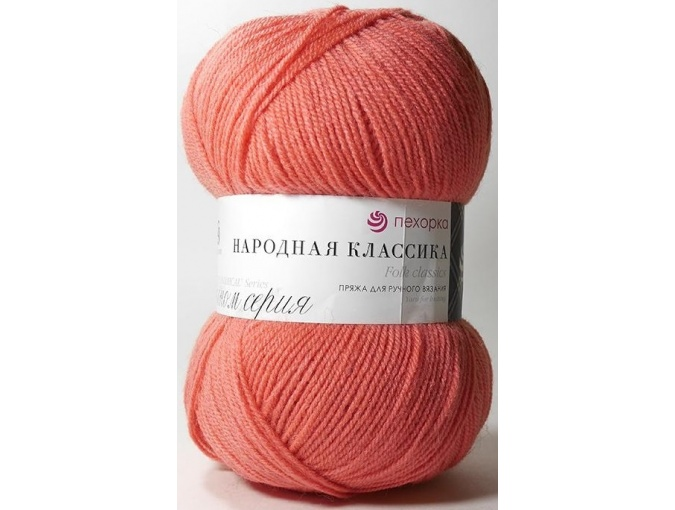 Pekhorka Folk Classics, 30% Wool, 70% Acrylic 5 Skein Value Pack, 500g фото 19