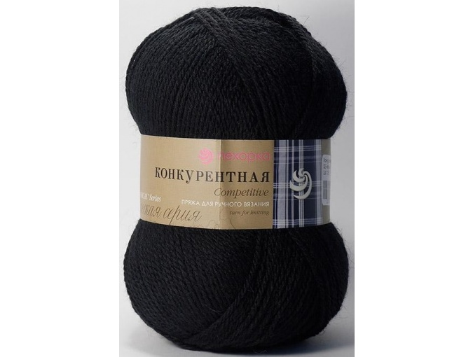 Pekhorka Competitive, 50% Wool, 50% Acrylic 10 Skein Value Pack, 1000g фото 3