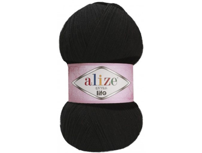 Alize Extra Life 100% Acrylic, 5 Skein Value Pack, 500g фото 18