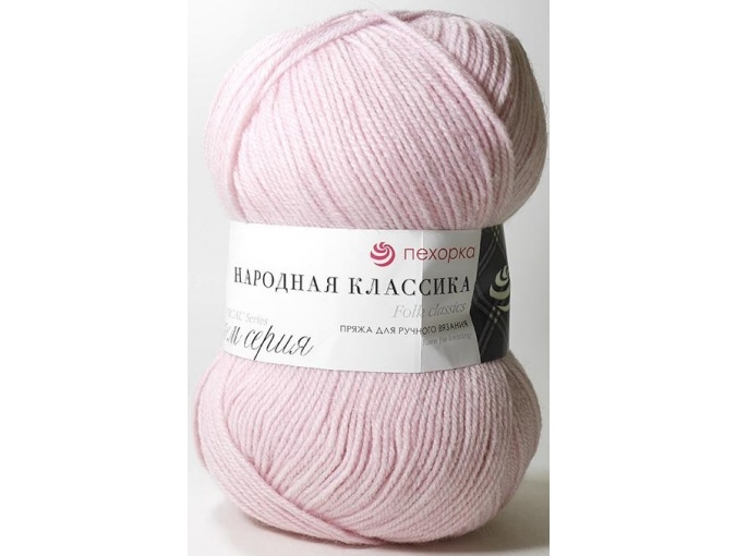 Pekhorka Folk Classics, 30% Wool, 70% Acrylic 5 Skein Value Pack, 500g фото 17