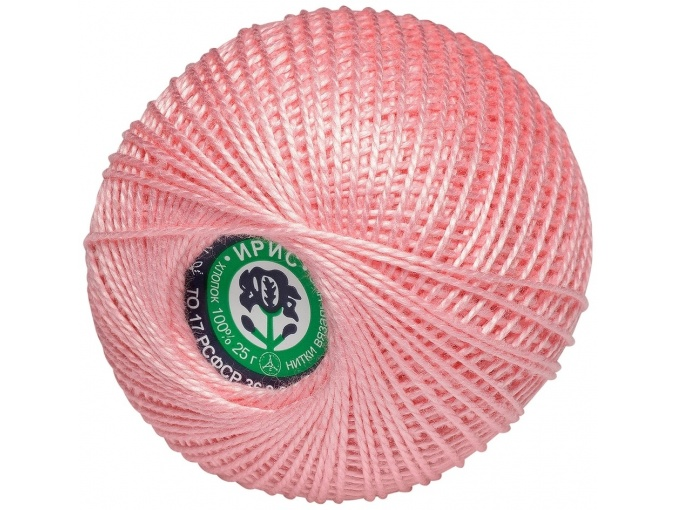 Kirova Fibers Iris, 100% cotton, 6 Skein Value Pack, 150g фото 23