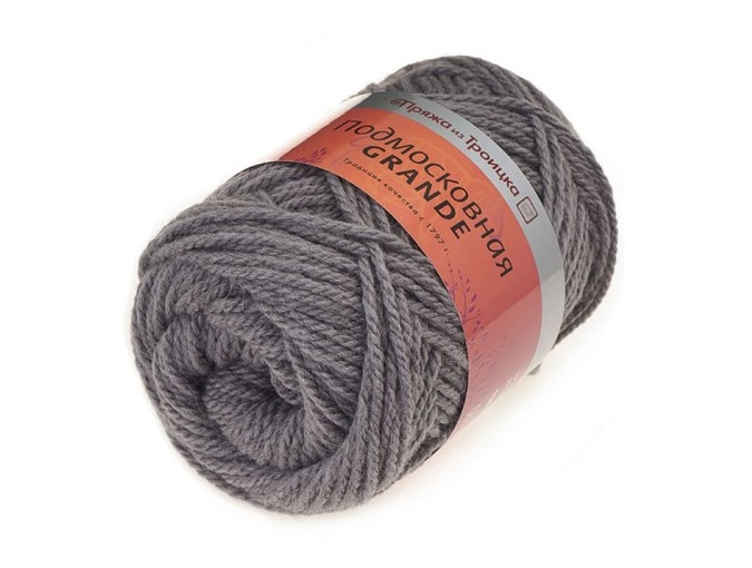 Troitsk Wool Countryside Grande, 50% wool, 50% acrylic 5 Skein Value Pack, 500g фото 5