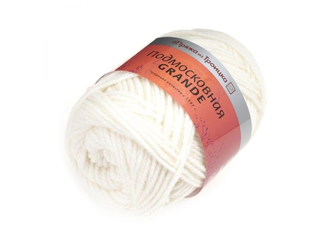 Troitsk Wool Countryside Grande, 50% wool, 50% acrylic 5 Skein Value Pack, 500g фото 3