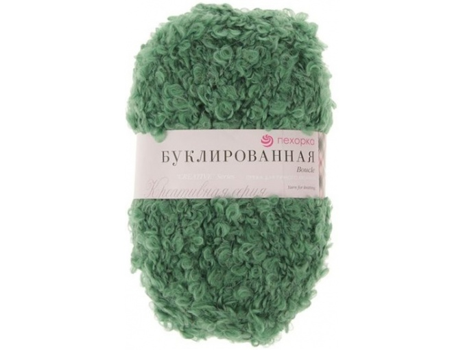 Pekhorka Boucle, 30% Mohair, 20% Wool, 50% Acrylic, 5 Skein Value Pack, 1000g фото 13