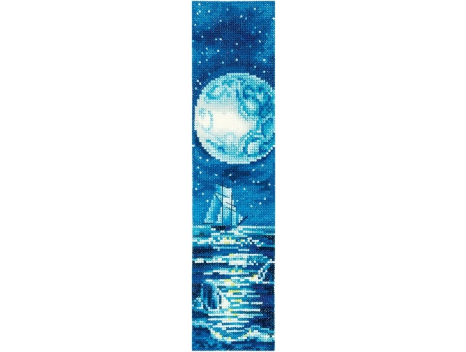 Bookmarks. Blue Moon Cross Stitch Kit фото 1