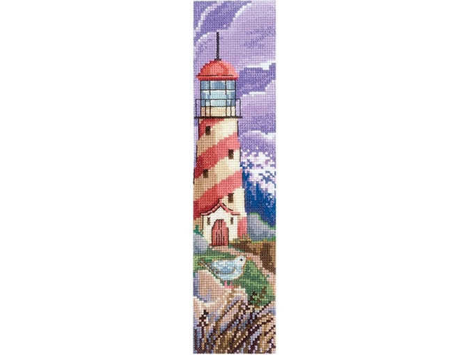 Bookmarks. Storm Cross Stitch Kit фото 1