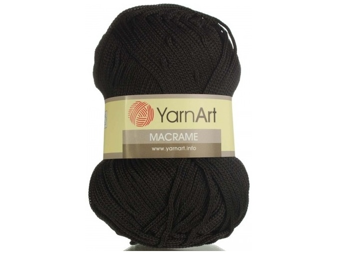 YarnArt Macrame 100% polyester, 6 Skein Value Pack, 540g фото 13