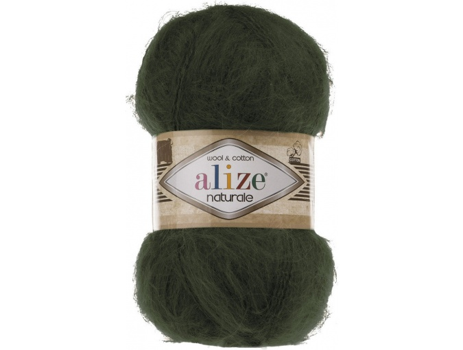 Alize Naturale, 60% Wool, 40% Cotton, 5 Skein Value Pack, 500g фото 16