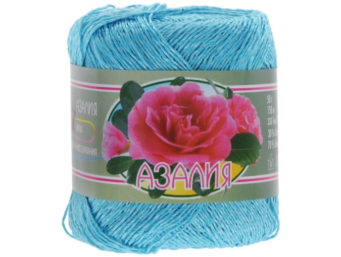 Kirova Fibers Azalea, 30% cotton, 70% viscose 4 Skein Value Pack, 200g фото 11