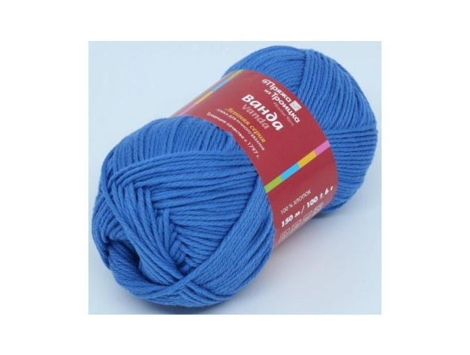 Troitsk Wool Vanda, 100% Cotton 5 Skein Value Pack, 500g фото 12