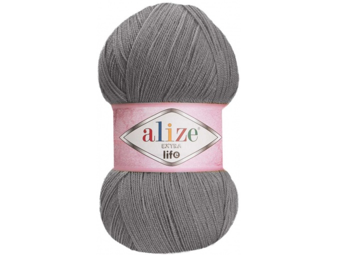 Alize Extra Life 100% Acrylic, 5 Skein Value Pack, 500g фото 31
