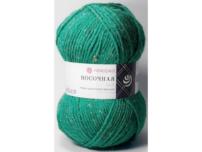 Pekhorka For Socks, 50% Wool, 50% Acrylic 10 Skein Value Pack, 1000g фото 57