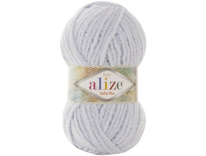 Alize Softy Plus, 100% Micropolyester 5 Skein Value Pack, 500g фото 44