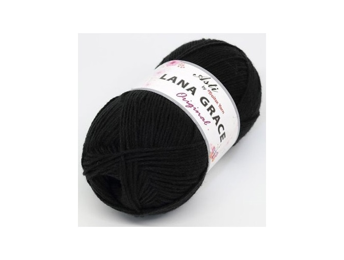 Troitsk Wool Lana Grace Original, 25% Merino wool, 75% Super soft acrylic 5 Skein Value Pack, 500g фото 2