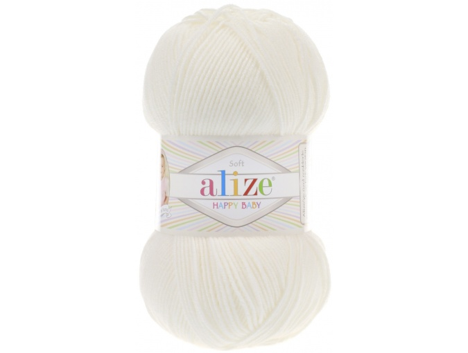 Alize Happy Baby 65% Acrylic, 35% Polyamide, 5 Skein Value Pack, 500g фото 29