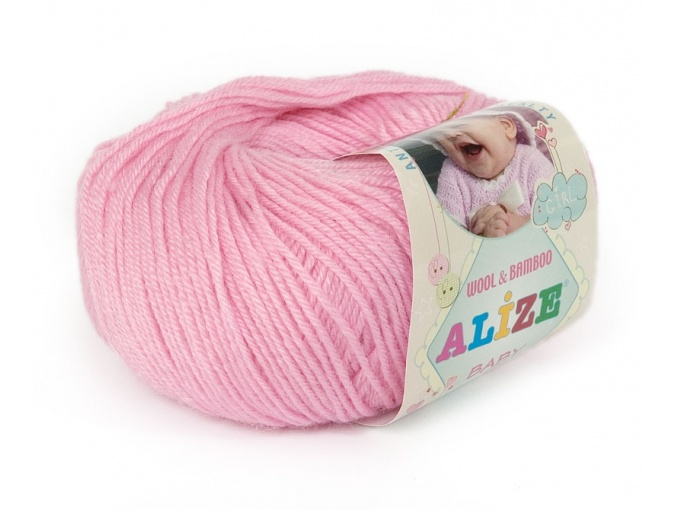 Alize Baby Wool, 40% wool, 20% bamboo, 40% acrylic 10 Skein Value Pack, 500g фото 27