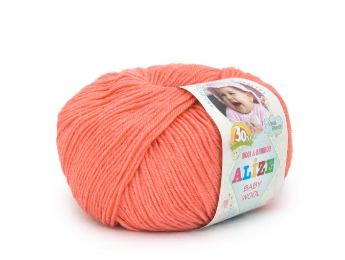 Alize Baby Wool, 40% wool, 20% bamboo, 40% acrylic 10 Skein Value Pack, 500g фото 44