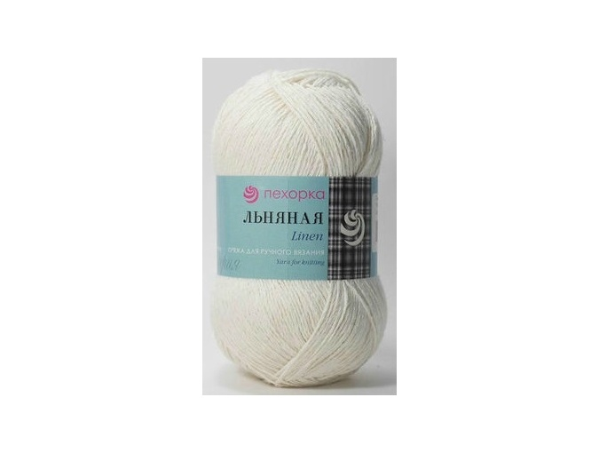 Pekhorka Linen, 55% Linen, 45% Cotton, 5 Skein Value Pack, 500g фото 9