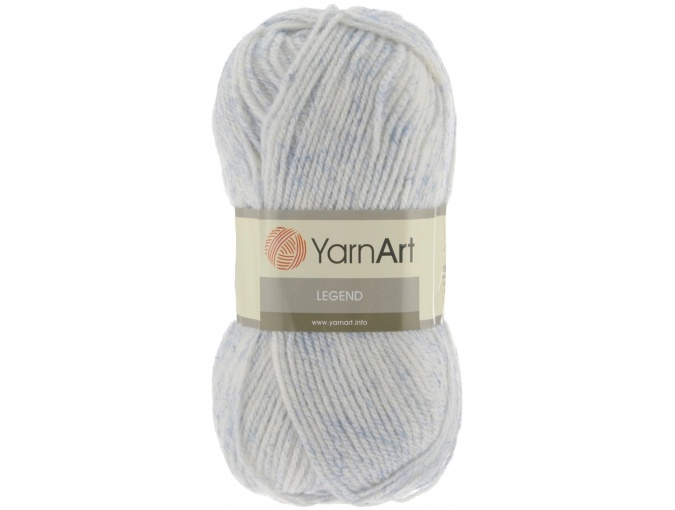 YarnArt Legend 25% Wool, 65% Acrylic, 10% Viscose, 5 Skein Value Pack, 500g фото 6