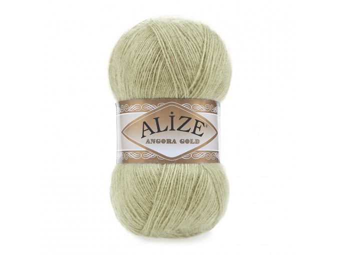 Alize Angora Gold, 10% Mohair, 10% Wool, 80% Acrylic 5 Skein Value Pack, 500g фото 43