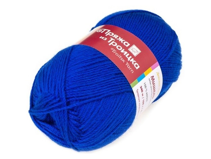 Troitsk Wool Michelle, 100% Acrylic 5 Skein Value Pack, 500g фото 8