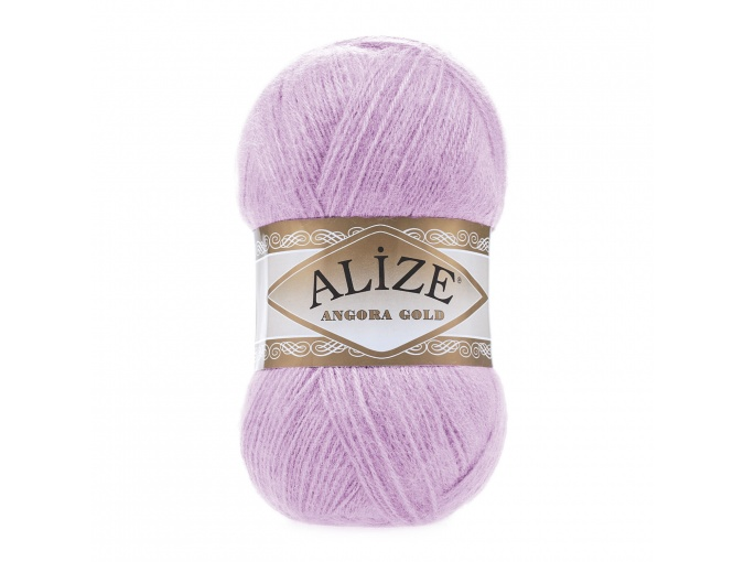 Alize Angora Gold, 10% Mohair, 10% Wool, 80% Acrylic 5 Skein Value Pack, 500g фото 6