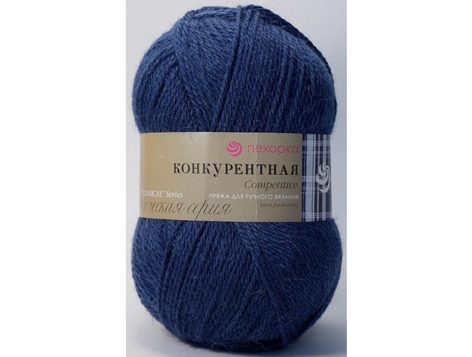 Pekhorka Competitive, 50% Wool, 50% Acrylic 10 Skein Value Pack, 1000g фото 25