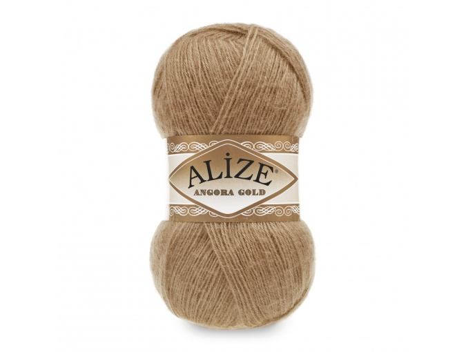 Alize Angora Gold, 10% Mohair, 10% Wool, 80% Acrylic 5 Skein Value Pack, 500g фото 27