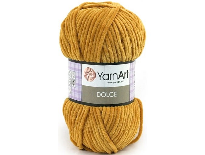 YarnArt Dolce, 100% Micropolyester 5 Skein Value Pack, 500g фото 18