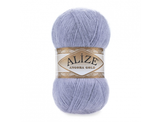 Alize Angora Gold, 10% Mohair, 10% Wool, 80% Acrylic 5 Skein Value Pack, 500g фото 11