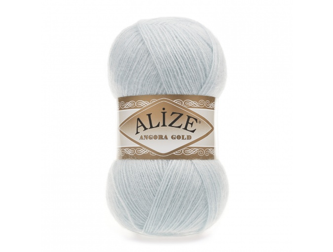 Alize Angora Gold, 10% Mohair, 10% Wool, 80% Acrylic 5 Skein Value Pack, 500g фото 56