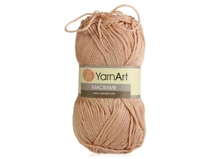 YarnArt Macrame 100% polyester, 6 Skein Value Pack, 540g фото 2