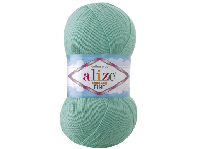 Alize Cotton Gold Fine 55% cotton, 45% acrylic 5 Skein Value Pack, 500g фото 3