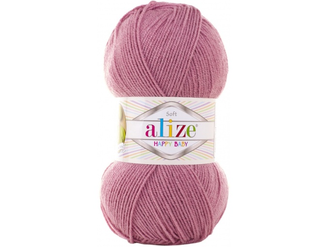 Alize Happy Baby 65% Acrylic, 35% Polyamide, 5 Skein Value Pack, 500g фото 23