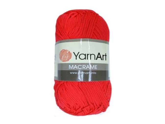 YarnArt Macrame 100% polyester, 6 Skein Value Pack, 540g фото 27