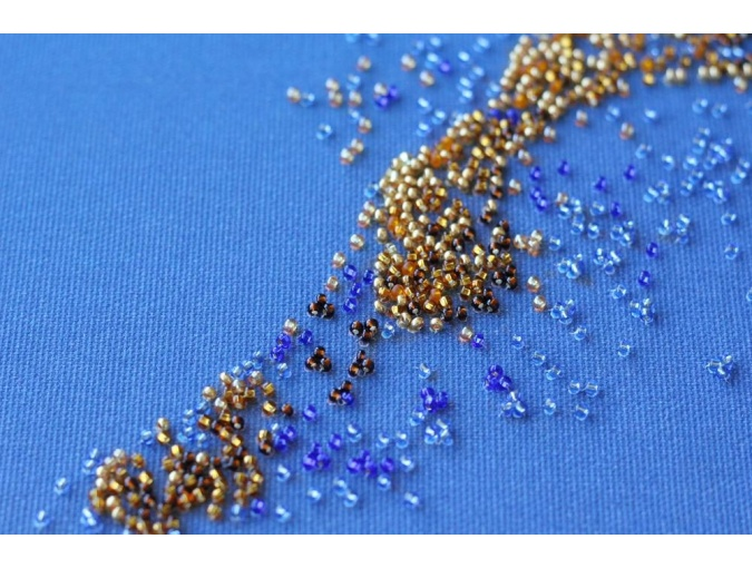 The Golden Bead Embroidery Kit фото 6