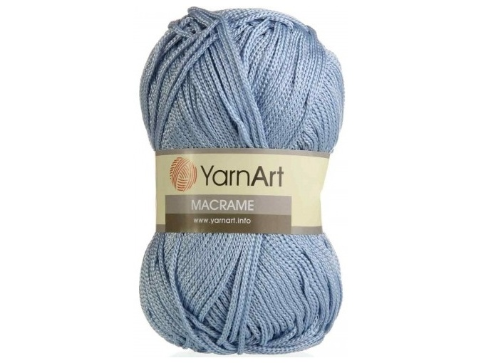 YarnArt Macrame 100% polyester, 6 Skein Value Pack, 540g фото 3