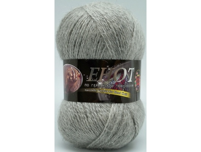 Color City Raccoon 60% Lambswool, 20% Raccoon Wool, 20% Acrylic, 10 Skein Value Pack, 1000g фото 32