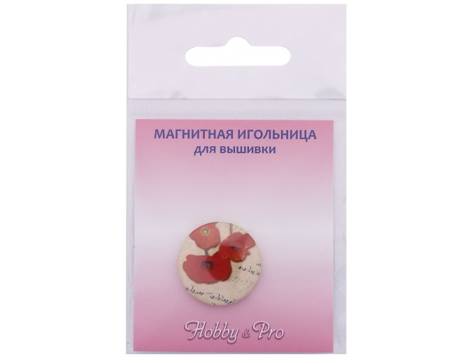 Poppies Magnetic Needle Minder фото 1