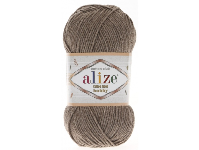 Alize Cotton Gold Hobby 55% cotton, 45% acrylic 5 Skein Value Pack, 250g фото 33