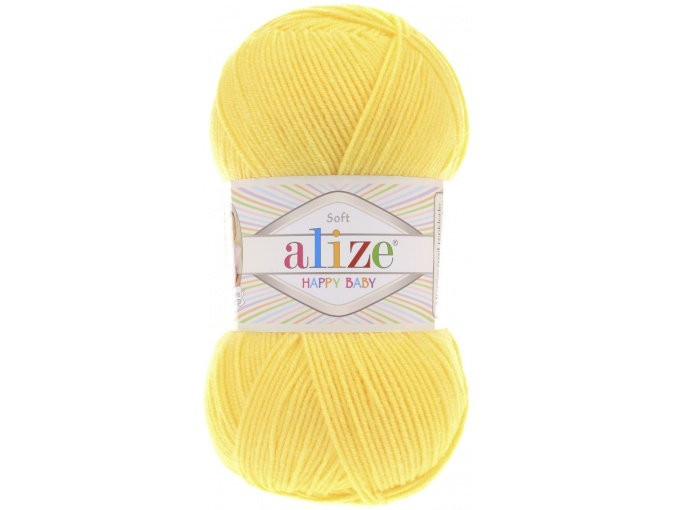 Alize Happy Baby 65% Acrylic, 35% Polyamide, 5 Skein Value Pack, 500g фото 18