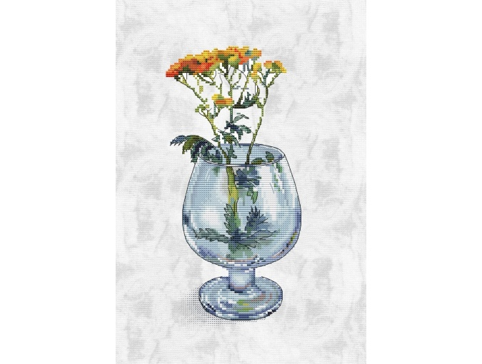 The Smell of Summer Cross Stitch Pattern фото 1