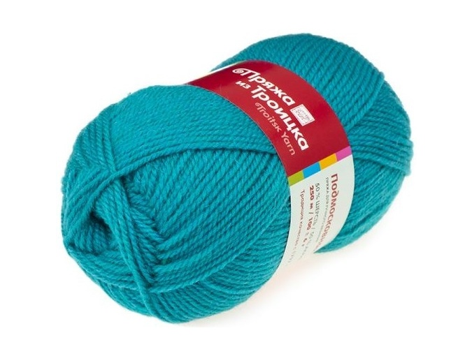 Troitsk Wool Countryside, 50% wool, 50% acrylic 10 Skein Value Pack, 1000g фото 19