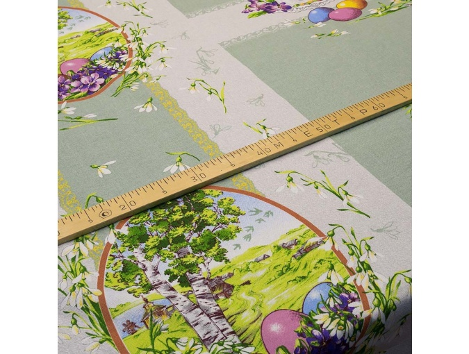 Spring Patchwork Fabric Set фото 7