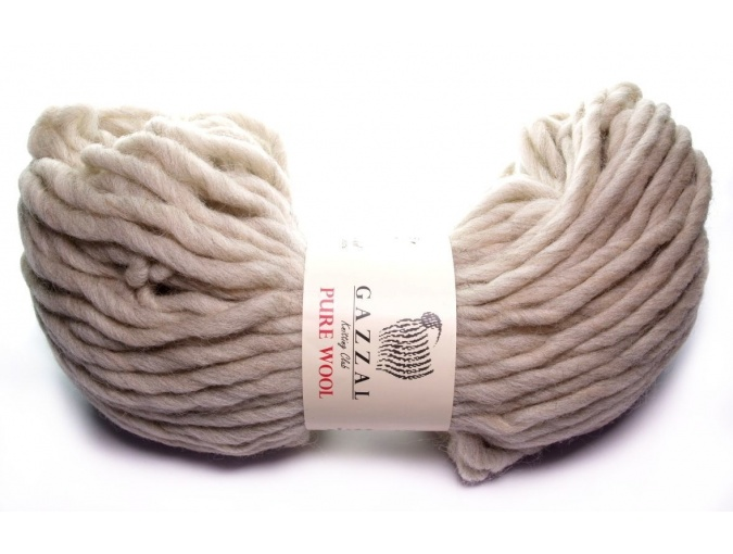 Gazzal Pure Wool-4, 100% Australian Wool, 4 Skein Value Pack, 400g фото 13