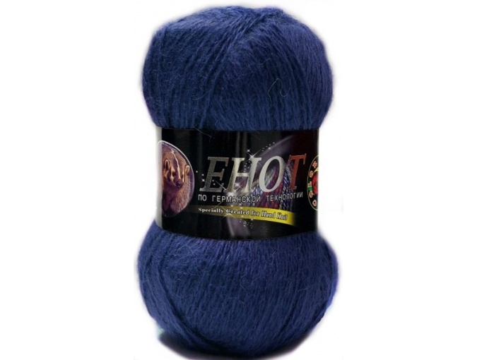 Color City Raccoon 60% Lambswool, 20% Raccoon Wool, 20% Acrylic, 10 Skein Value Pack, 1000g фото 18
