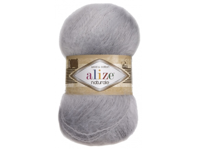 Alize Naturale, 60% Wool, 40% Cotton, 5 Skein Value Pack, 500g фото 35