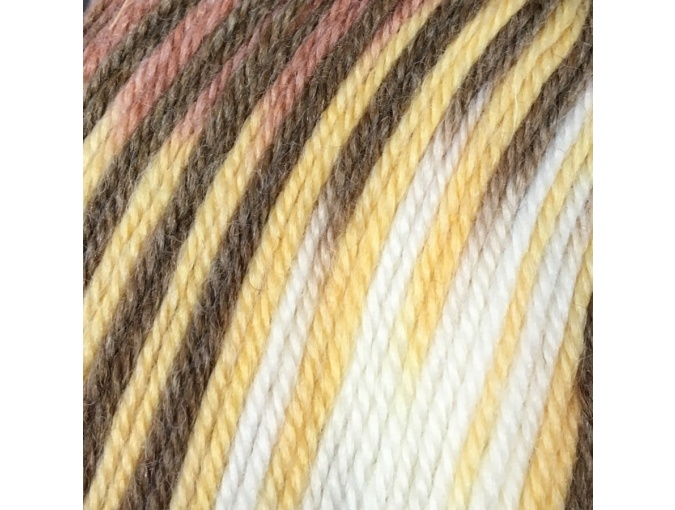 Color City Venetian Autumn 85% Merino Wool, 15% Acrylic, 5 Skein Value Pack, 500g фото 48