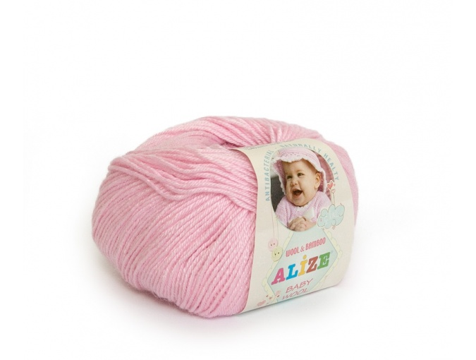 Alize Baby Wool, 40% wool, 20% bamboo, 40% acrylic 10 Skein Value Pack, 500g фото 25